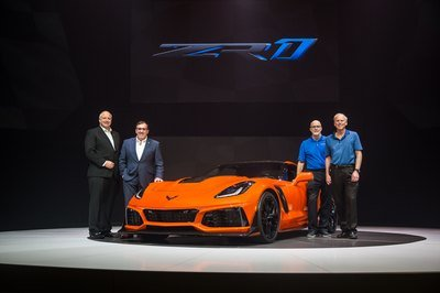 2019 Chevrolet Corvette ZR1 - image 744528
