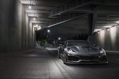 A Car God's Blessing - The 2019 Chevy Corvette ZR1 is Finally Here - image 744530