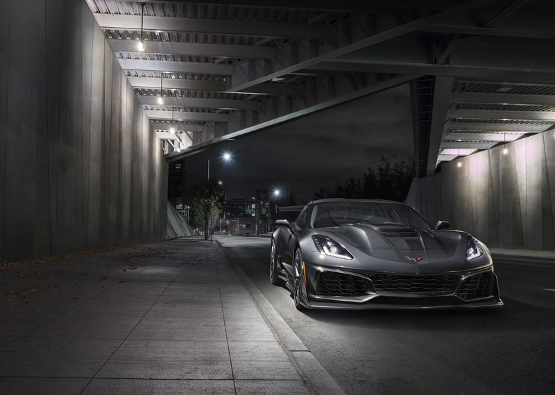The 2019 Chevy Corvette ZR1 Was An Unplanned Baby Created by Curiosity