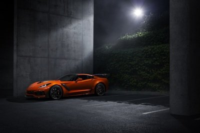 A Car God's Blessing - The 2019 Chevy Corvette ZR1 is Finally Here - image 744522