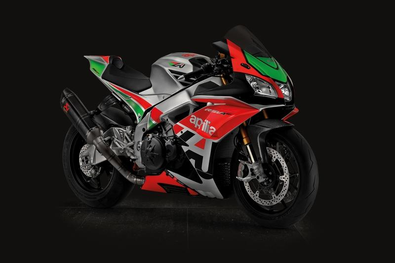 "Aprilia's ""Factory Works"" has couped up a 215 hp RSV4"