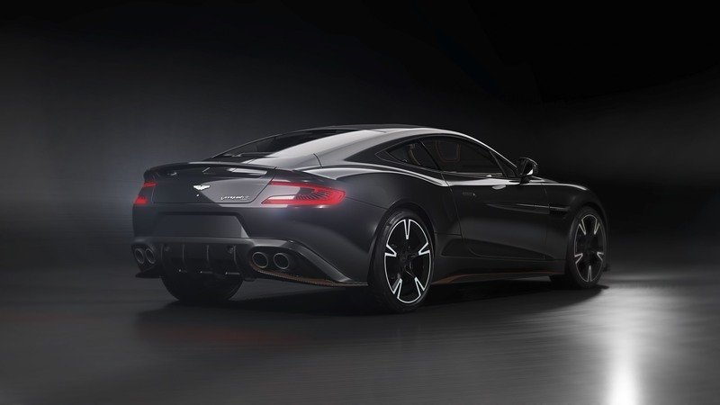2018 Aston Martin Vanquish S Ultimate Exterior Wallpaper quality - image 741970