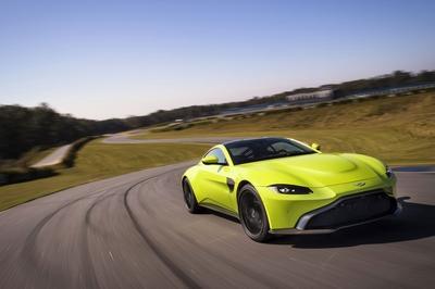 The 2018 Aston Martin Vantage Comes to Strike Fear in Porsche and Mercedes Purists Everywhere - image 746607