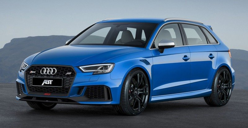 2018 Audi RS3 By ABT Sportsline