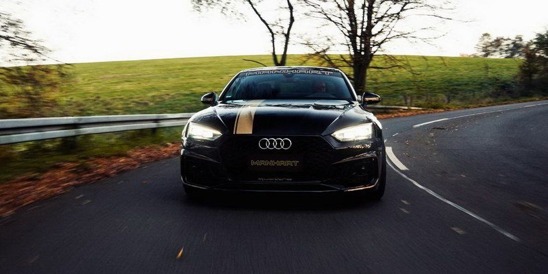 2017 Audi RS5 Coupe RS500 By Manhart Racing