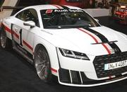 Audi TT Clubsport Concept Turbo: Blast from the Past!! - image 744095