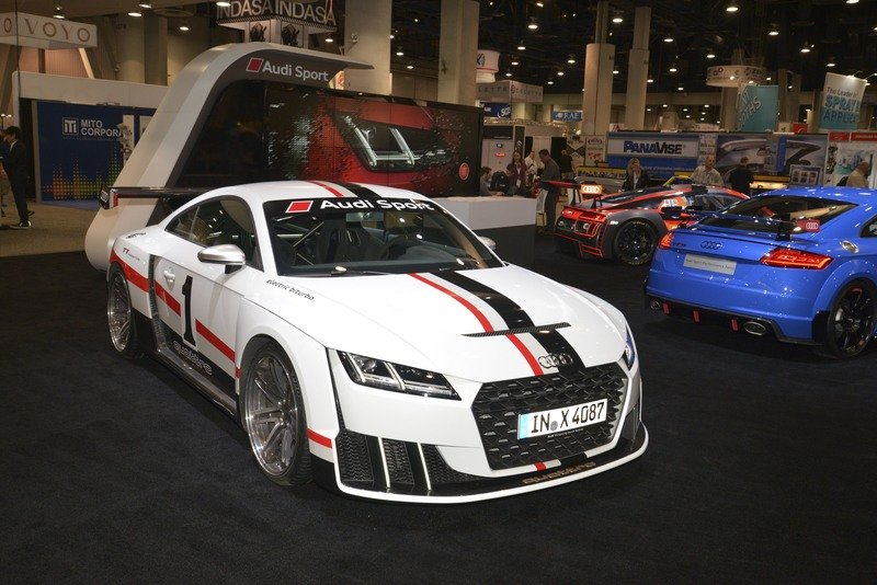Audi TT Clubsport Concept Turbo: Blast from the Past!!