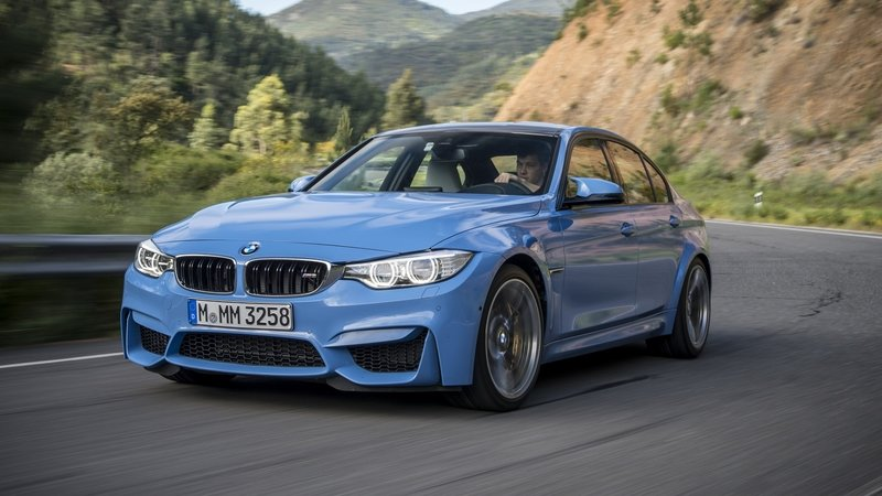 Bad News for BMW purists: Next M3 and M4 Could Go AWD