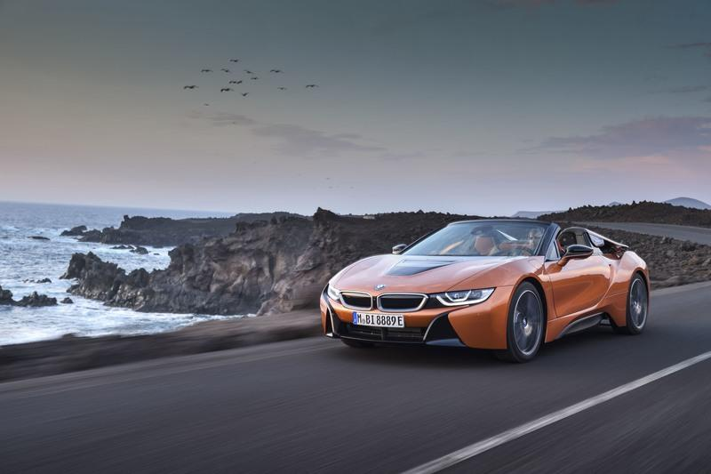 2019 BMW i8 Roadster Exterior Wallpaper quality - image 748122
