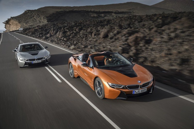 The Alpina BMW i8 Didn't Happen Because of Limitations in the i8's Design Exterior Wallpaper quality - image 748128