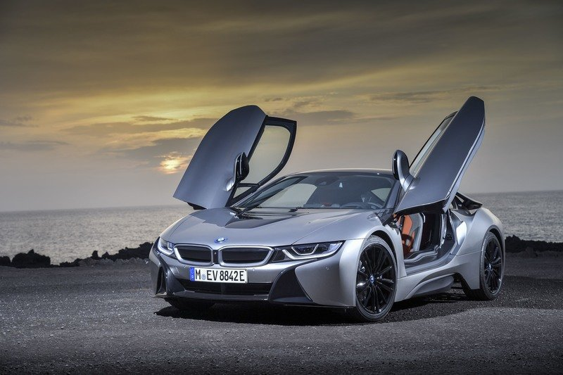 Wallpaper Of The Day: 2019 BMW I8