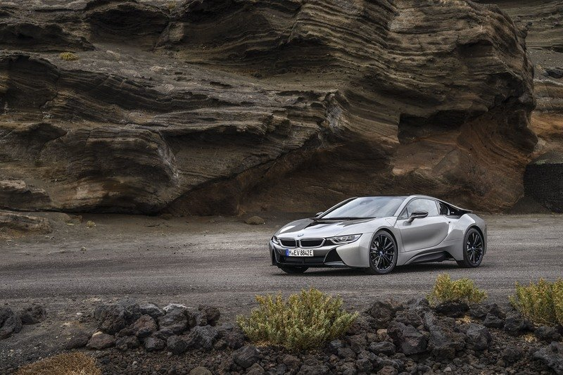 The Alpina BMW i8 Didn't Happen Because of Limitations in the i8's Design