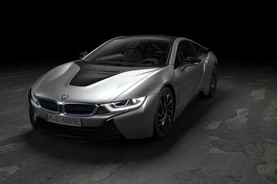 """BMW Debuts """"New"""" i8 Coupe and the First i8 Roadster - image 748161"""
