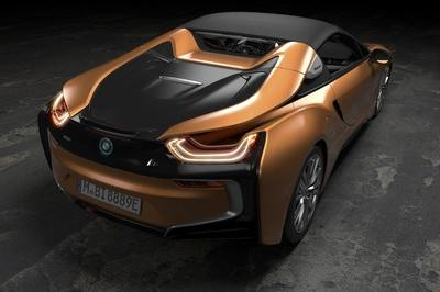 2019 BMW i8 Roadster - image 748164
