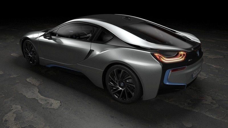 "BMW Debuts ""New"" i8 Coupe and the First i8 Roadster Exterior - image 748113"