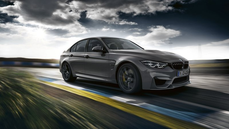 Wallpaper of the Day: 2018 BMW M3 CS