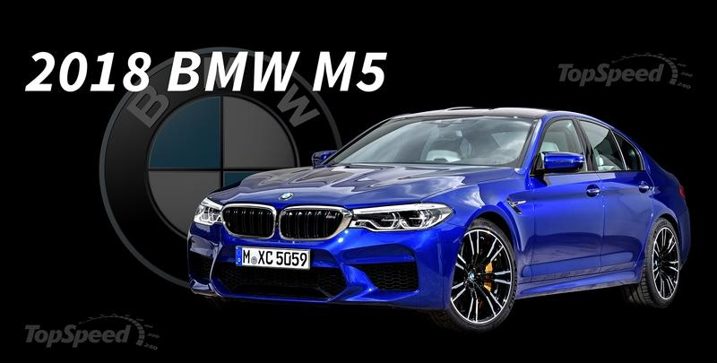 BMW M5: Old vs. New - image 742001