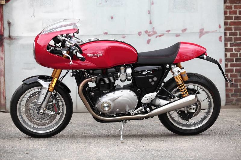 Buying a Thruxton R? You can now get a $2500 worth Cafe-Racer kit for free