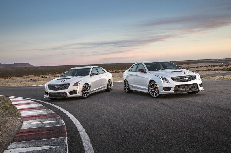 2018 Cadillac CTS-V And ATS-V Championship Editions