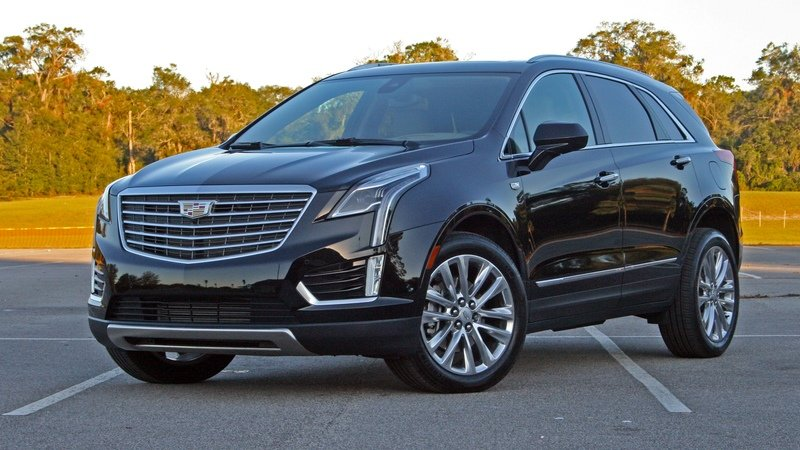 How It Works: The 2017 Cadillac XT5's AWD System