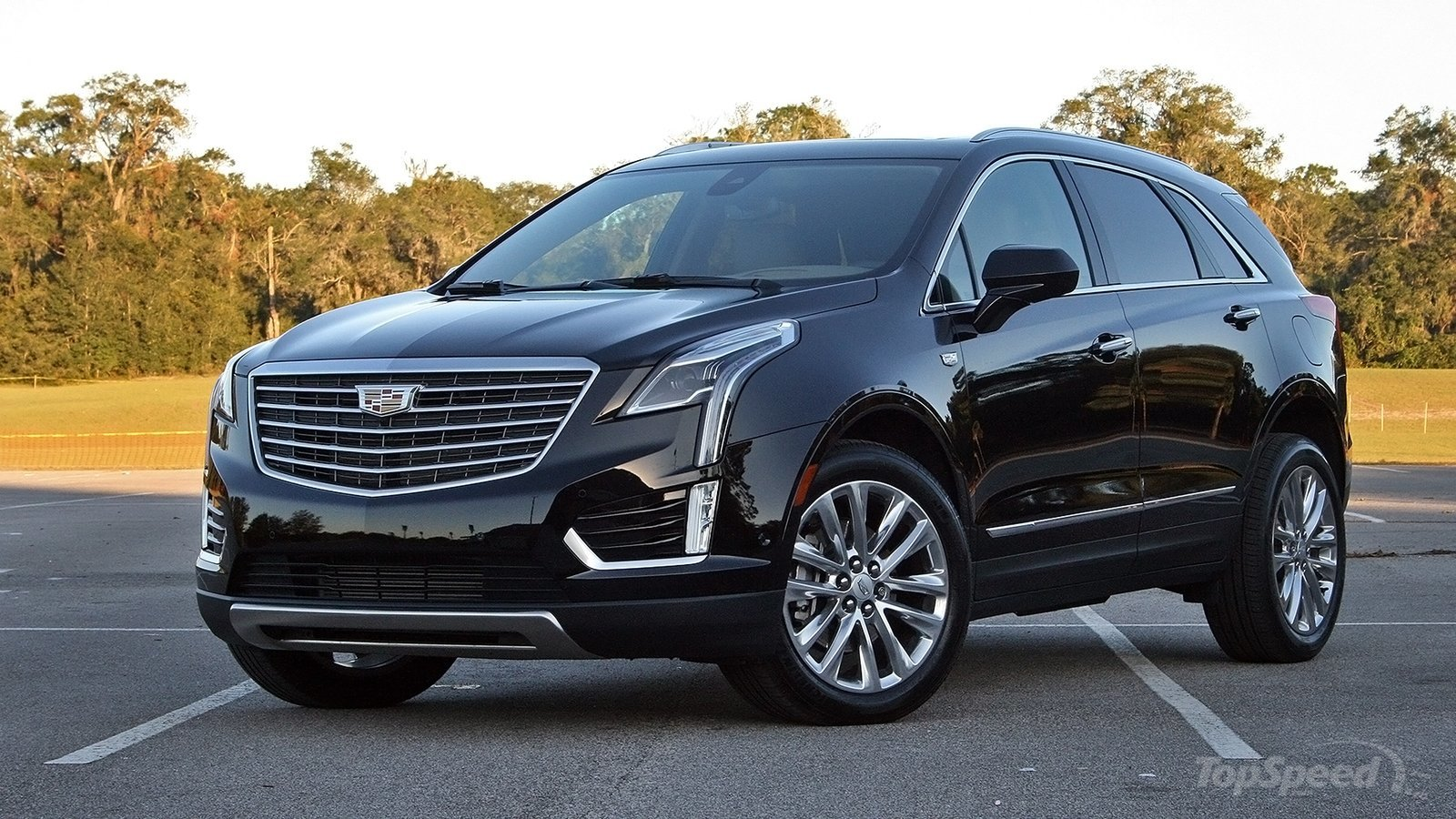 2017 cadillac xt5 driven review top speed. Black Bedroom Furniture Sets. Home Design Ideas