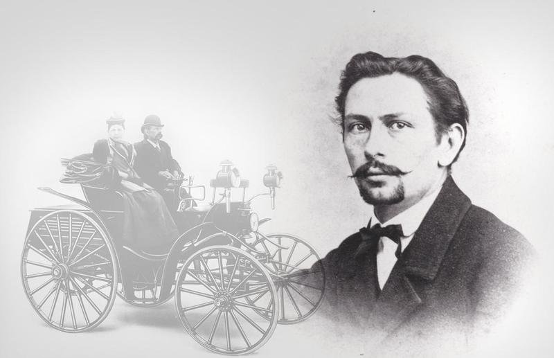 Celebrity Special – Celebrating The Life of Karl Benz