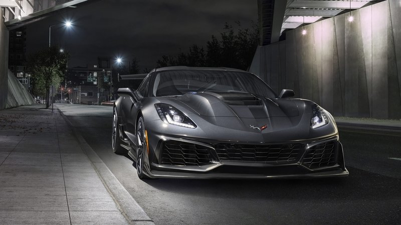 Chevrolet Plans To Unleash The New Corvette ZR1 At The Nurburgring