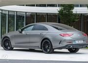 New Mercedes CLS Leaked Ahead of L.A. Debut - image 747489