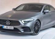 New Mercedes CLS Leaked Ahead of L.A. Debut - image 747486