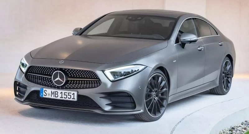 New Mercedes CLS Leaked Ahead of L.A. Debut