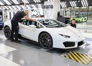 Craziest Thing This Week: The Pope Blesses a Lamborghini Huracan - image 745581