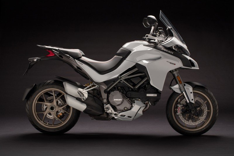 Ducati's Multistrada family gets a new member: The Multistrada 1260