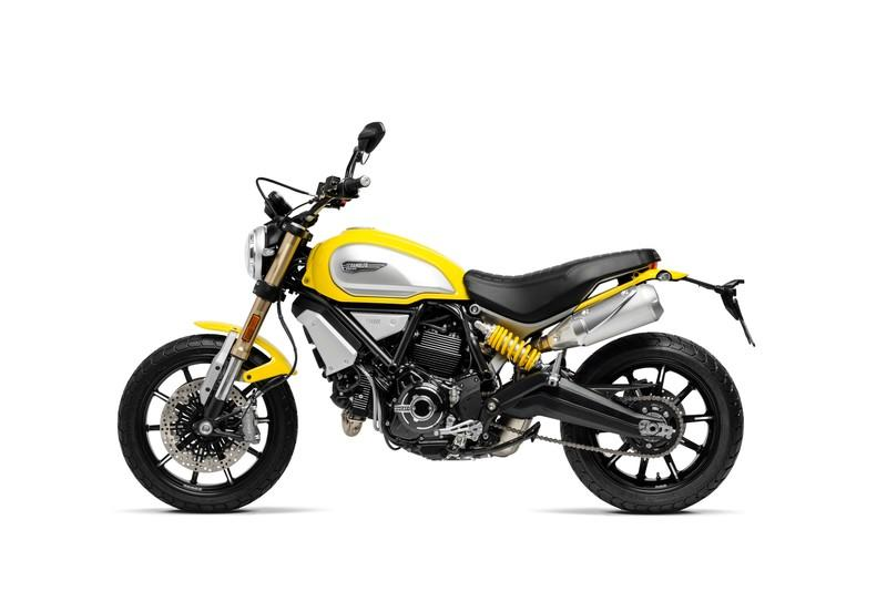 Ducati adds a new member to its Scrambler family: Scrambler 1100