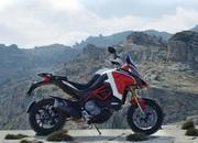 Ducati's Multistrada family gets a new member: The Multistrada 1260 - image 743102
