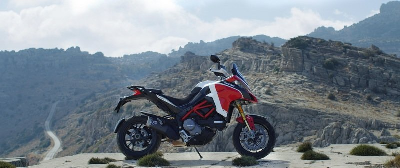 Ducati's Multistrada family gets a new member: The Multistrada 1260 Exterior High Resolution - image 743102