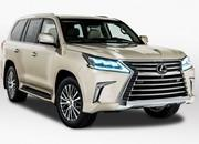Eject-O Seat-O: 2019 Lexus LX Drops Third Row and $5,000 Off the Sticker - image 748693