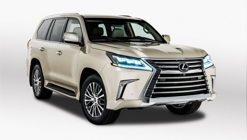 Eject-O Seat-O: 2019 Lexus LX Drops Third Row and $5,000 Off the Sticker