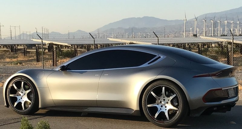 Fisker's New Battery Patent Promises 500-Mile Range; One-Minute Charging