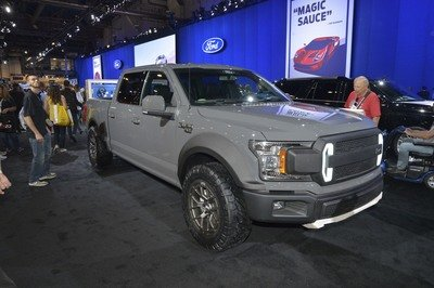 2017 Ford F-150 RTR Muscle Truck - image 741993