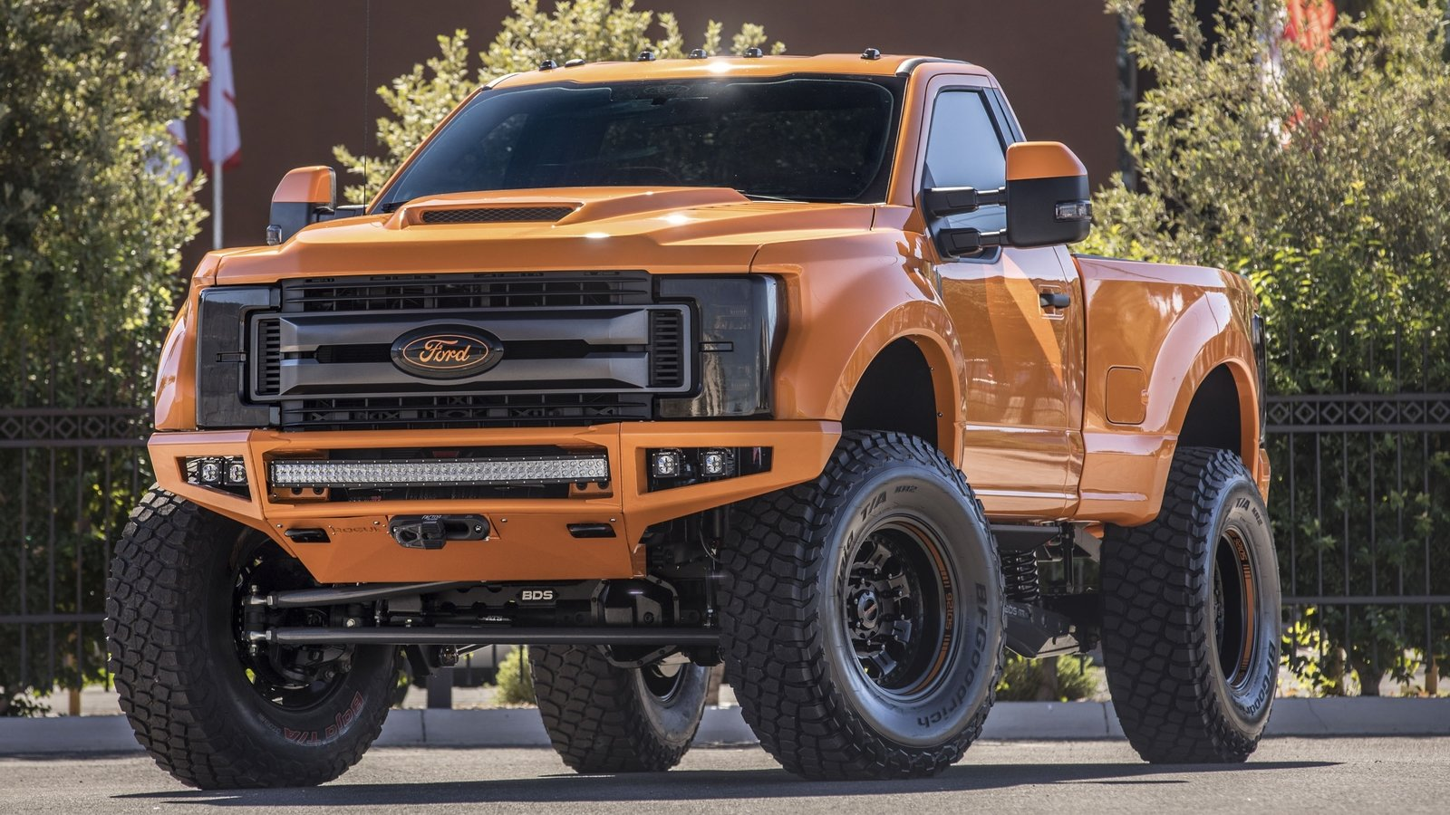 2017 ford f 250 super duty xlt by bds suspension review top speed. Black Bedroom Furniture Sets. Home Design Ideas
