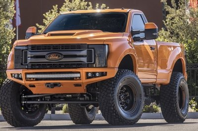 2017 Ford F-250 Super Duty XLT By BDS Suspension