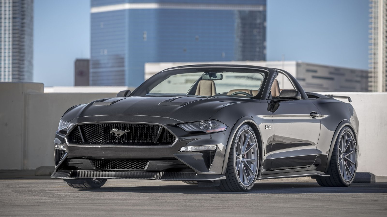 2017 Ford Mustang Gt Convertible By Speedkore Performance