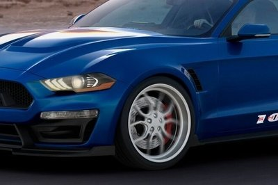 2018 Ford Shelby Mustang 1000 - image 742932