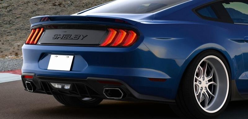 2018 Ford Shelby Mustang 1000