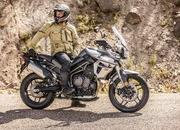 Gallery: 2018 Triumph Tiger 800 - in the details - image 744793