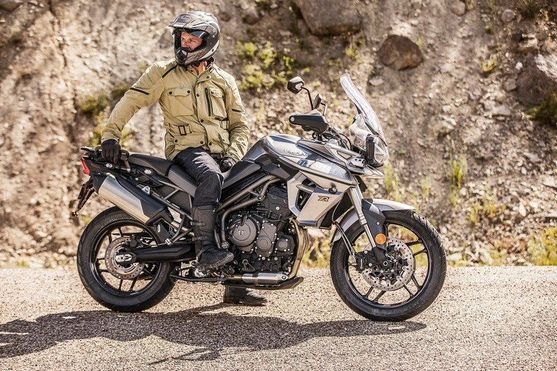 Gallery: 2018 Triumph Tiger 800 - in the details