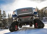 2017 GMC Sierra 2500HD All Mountain Concept - image 747412