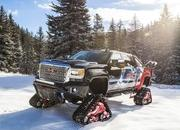 2017 GMC Sierra 2500HD All Mountain Concept - image 747409