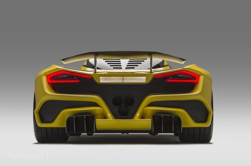 Hennessey Claims to Have Pushed the Venom F5 Engine to Over 2,000 Horsepower