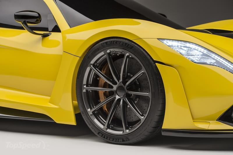 Michelin Confirms That its Close To Developing Tires That Can Help a Supercar Reach 300 MPH